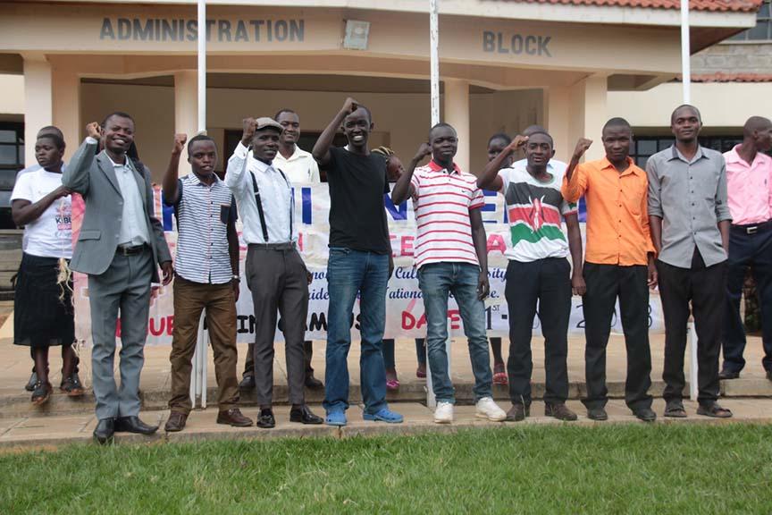 1st SOKU Electoral College Activities Gallery